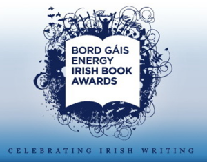 Bord Gais Book Awards logo